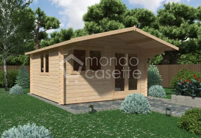 Casetta in legno Bologna - 4x4