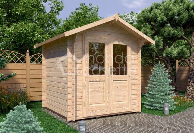 Casetta in legno Bedford/1 – 2,20x2,20