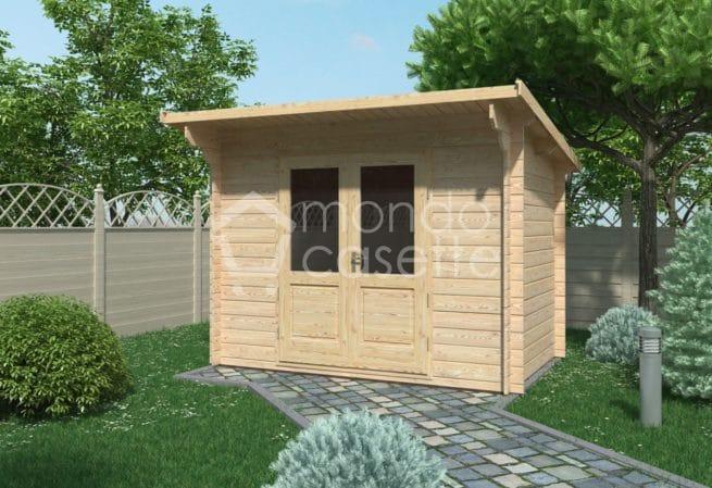 Casetta in legno Minija - 3x2