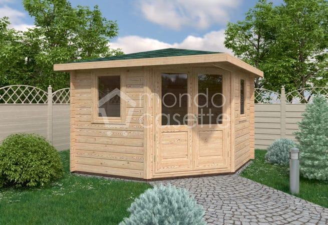 Casetta in legno Oristano - 3x3