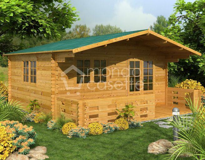 casetta di legno Venta