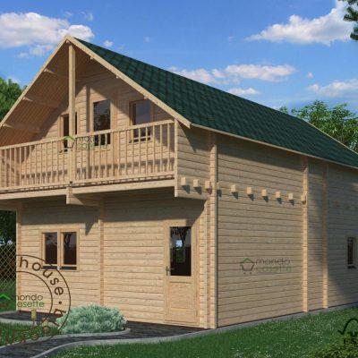 Casa antisismica prefabbricata in legno: vantaggi e normativa
