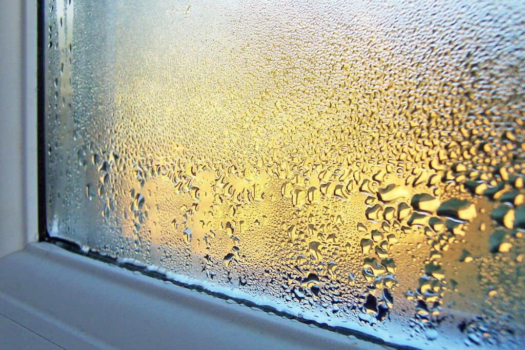 come evitare condensa finestre