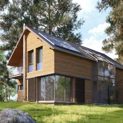 Autocostruire la propria casa in legno, come si fa?