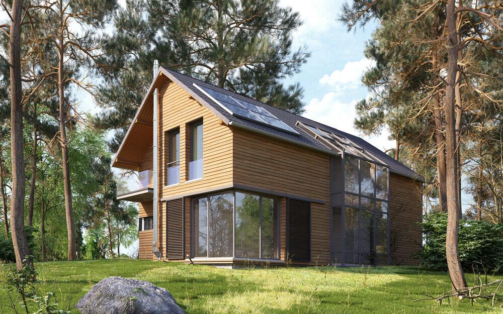 Autocostruire la propria casa in legno