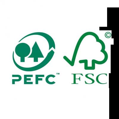 Cosa significa legno con certificazione forestale PEFC
