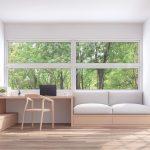 ufficio in legno
