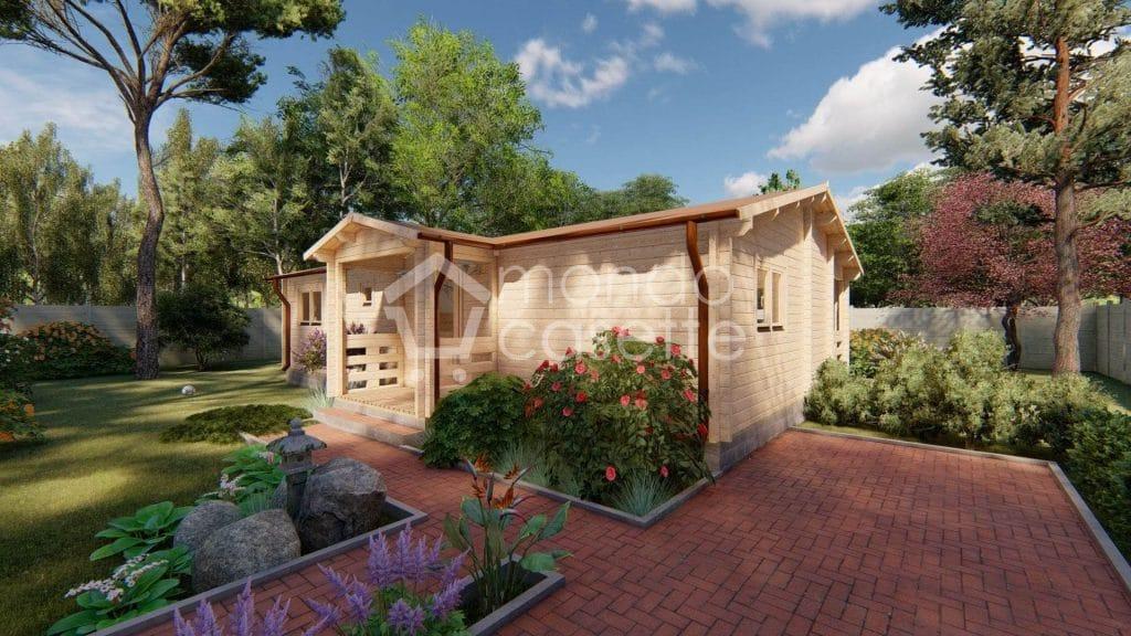 Casette di legno in offerta