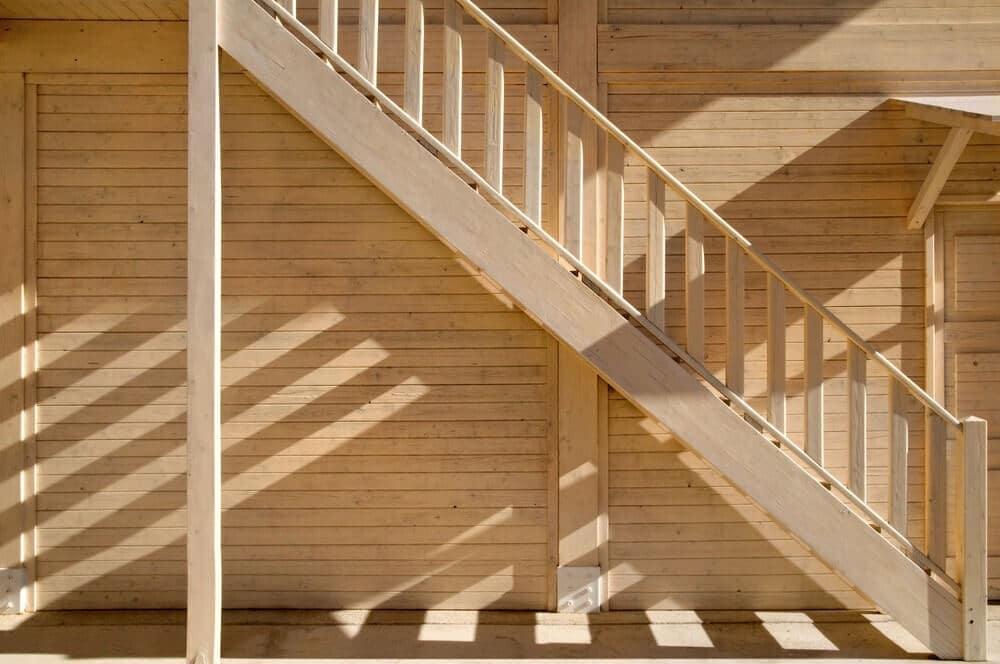 Ricostruire casa in legno dopo la demolizione di un edificio